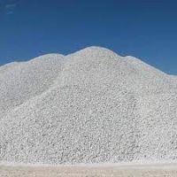 natural gypsum rock in bulk