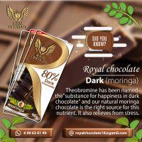 Royal Chocolate - moringa and Milk