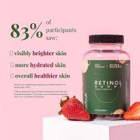 [JCBeautyTheory] The Retinol Gummy 60's Strawberry Flavored �������软�