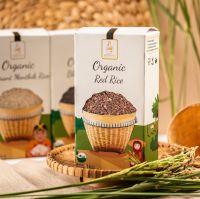 Bawana Organic Red Rice