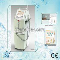 Oxygen jet peel and RF together skin rejuvenation beauty equipment