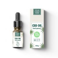 CBD MCT Oil Broad Spectrum 3%, 5%, 10%, 15%, 20%, 25%, 30% with your Logo, OEM, Customization, White Label