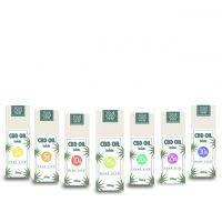 Pure CBD Isolate Oil Drops 3 to 30% - OEM