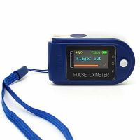 SpO2 Fingertip Pulse Oximeter Blood Oxygen Monitor+Digital Infrared Thermometer
