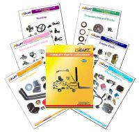 WE-LIFT all forklift parts catalogue