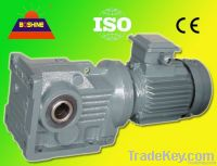 K Helical Bevel Gear Speed Reducer Motor