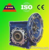 RV Worm Gearbox Reducer Motor