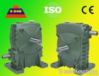 High Speed WP Worm Gearbox Reducer