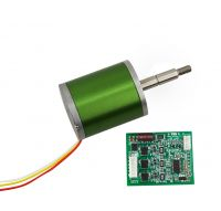 Brushless DC motor controller for Home Appliances