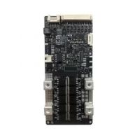 BMS 13S 48V 100A 200A HASL Lithium Battery Protection Board 135*58*18mm