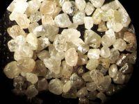 Raw Rough Diamond