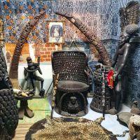 Ancient Wooden Ancestor Sculptures