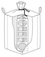 Q-Baffle FIBC Bags