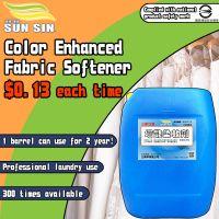 Color-enhanced Fabric Softener 30 kgs