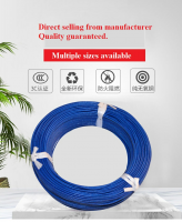 CE certified high temperature 300v covering fiberglass braid silicon wire YG 245IEC03
