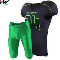 High Quality Soccer Jersey in 100%Polyester Custom Soccer UniformFootball Jersey for