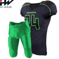 Custom Sublimation  Customized Logo Sportswear Foot Ball Uniforms for Unisex Half Sleeves