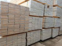 Timber scaffold board