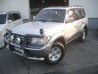 Used Toyota Landcruiser Prado