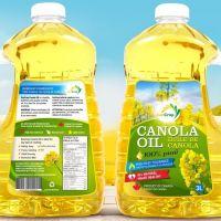 Crude, Refined Canola Oil, Rapeseed Oil