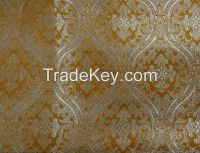 HAND MADE METTALIC SILK BROCADES FABRICS FOR PRIEST VEATMENT