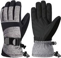 Ski Gloves M/o Windstopper Shell, Thinsulate Linning