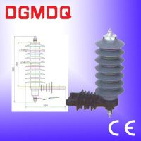 5KA Polymeric metal-oxide surge arrester without gaps