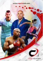Rashguard, BJJ Gi, singlet, tank top, head guard, boxing gloves, kimono
