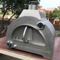 Upper Infrared Burner Pizza Oven