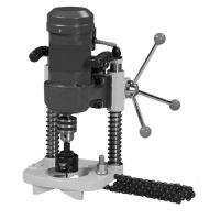 pipe drilling machine