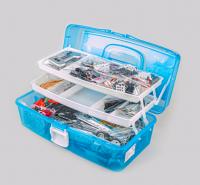 "Children's educational robotics construction set ""Robotrack BASE"""