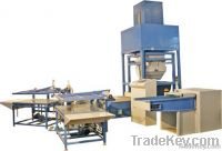 Pillow & Cushion Weighing & Filling Line
