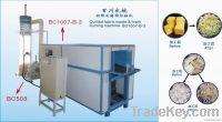 Quilted fabric waste & foam cutting machine