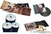 CD replication & packaging