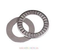 Thrust needle bearing and washers