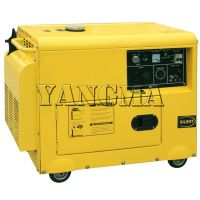 2KW-15KW air cooled portable small electric silent diesel generator SET