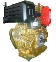 air cooled 4 stroke OHV portable small diesel engines(4hp-25hp)for water pump generating set