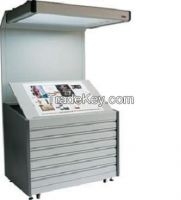 Color light booth/Color Proof Station INTEKE CPS(1)