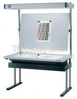 INTEKE CPT(3) Transitive-Reflecting Color Proof Table / Color Proof Station / Color Matching