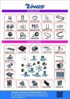 Engine Parts, Cooling Parts, Brake Parts, Suspension Parts