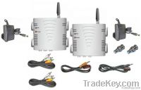 Digital Wireless Video Audio Infrared Transmitter Receiver Kit