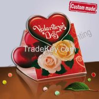 Promotional Display Board, Plastic table card