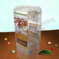 Highly Clear Plastic Boxes