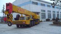 Used 20-200Tons truck crane of KATO