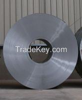 Tinfree steel coils