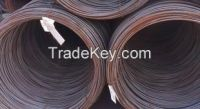 High carbon and low carbon wire rods