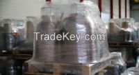 Low carbon nylon coated steel wire