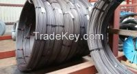 High carbon oil tempered steel wire