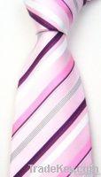 Custom Jacquard Design Necktie