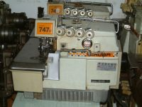 overlock 4thread sewing machine